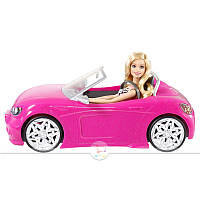 Barbie  CGG92  Машинка для куклы Барби - Гламурный кабриолет, Mattel, фото 1