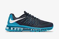 Кроссовки Nike Air Max 2015 Dark Obsidian Blue Lagoon , фото 1