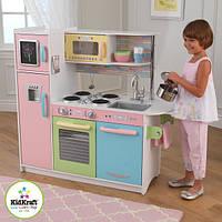 Детская кухня Uptown Pastel Kitchen KidKraft 53257