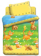 Постельное белье для детей в детскую кроватку Непоседа Энималс