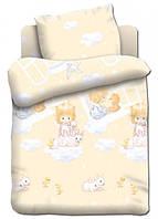 Постельное белье для детей в детскую кроватку Непоседа Ангелочки