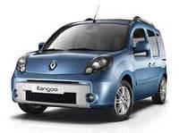 Хром накладки Renault Kangoo (2008-2012 -рестайлинг -...)