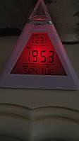 Часы электро. + термометр
