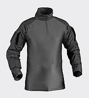 Рубашка боевая Helikon-Tex® Combat Shirt - Черная