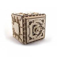 Механический 3D пазл Сейф