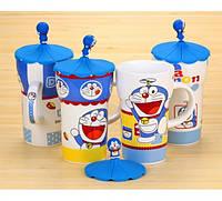 Чашка Кот Doraemon 650мл  4 вида