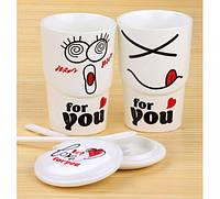 Чашка My love for you