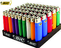 Зажигалка BIC j3 slim цветная 1/600