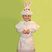 Детский костюм меховой Зайчиха