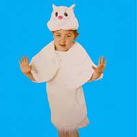 Дитячий костюм хутряний Кішка