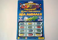 Капсулы растущие в воде  животные, фото 1