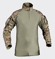 Рубашка боевая Helikon-Tex® Combat Shirt - Мультикам
