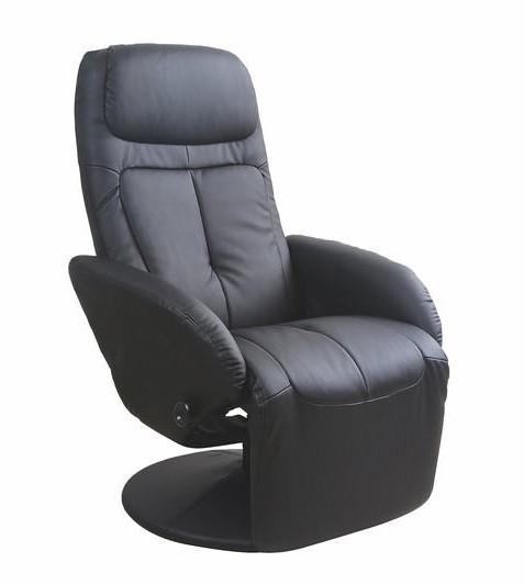Кресло OPTIMA черный Halmar