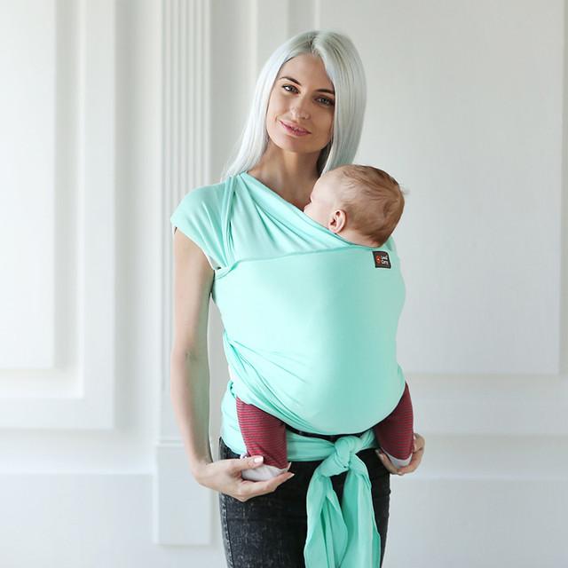 Слинг-шарфы (с рождения)