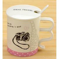 Чашка Ideal travel Travel Paris
