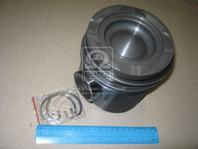 Поршень MAN 128.0 D2876 LF12 / 13 / LOH20 / 21 4V EURO 3 (пр-во Nural)