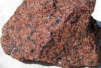 Бутовый камень фракция 150-400 мм ( красный ), фото 1