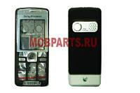 Корпус Sony Ericsson K310 серебро High Copy