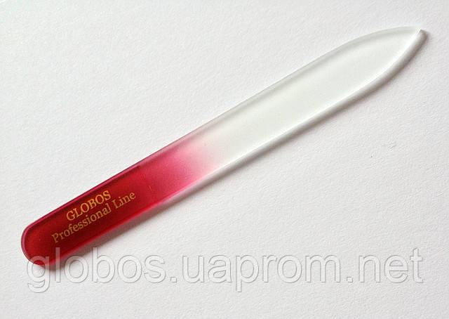 Пилочка стеклянная GLOBOS LZ115