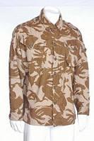 Рубашка (китель) армии Британии, камуфляж Desert DPM
