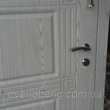 Входная дверь модель П2-345 белый антик, фото 2