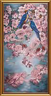 Набор для вышивания бисером цветы. Сказочный сад НК 6014