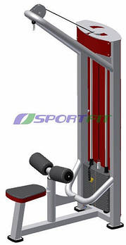 Блок для мышц спины (верхняя тяга) Sport Fit (1201)