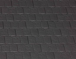 Клинкерная керамическая черепица La Escandella TWPK Visum3 (черный)