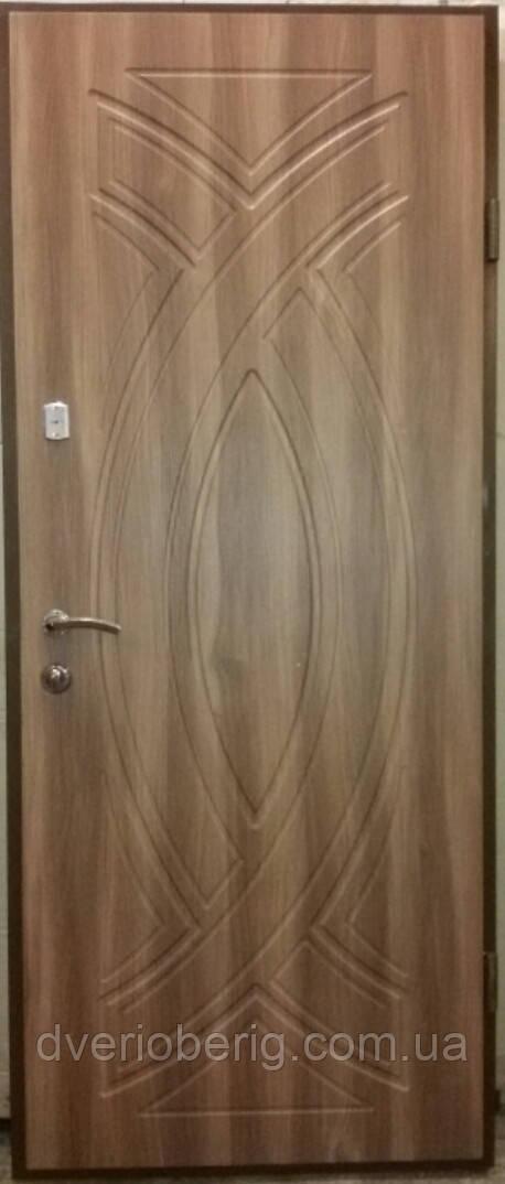 Входная дверь модель Т2-360 вишня малага