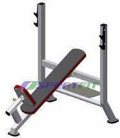 Скамья для жима под углом вверх Sport Fit (1104)
