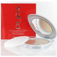 Пудра Pupa с Алоэ Вера Silk Touch Compact Powder Пупа Силк Тач Компакт Поудер