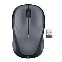 Мышь беспроводная Logitech M235 (910-002201) Grey USB