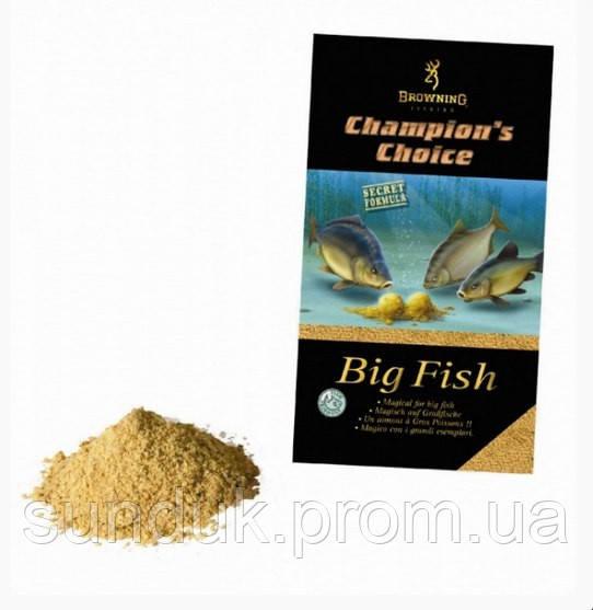 Прикормка Browning CC Big Fish