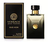 Мужской парфюм Versace Pour Homme Oud Noir (Версаче Пур Хом Оуд Ноир)