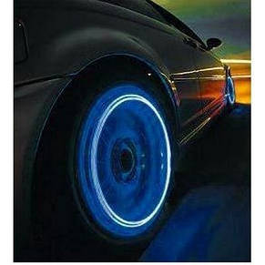 Светодиодная LED насадка на ниппель (авто, мото, вело), фото 2