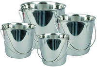Вёдра набор 4 шт, кухонная посуда