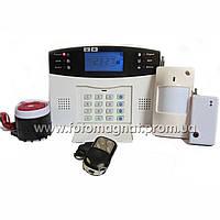 GSM охранная сигнализация 30A (охранная сигнализация gsm)