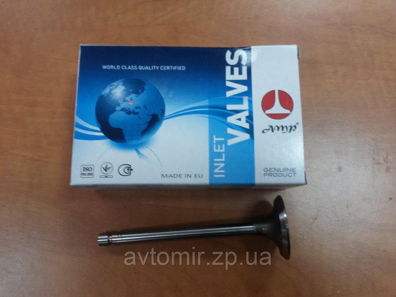 Клапана ВАЗ 2101 AMP (впуск к-т 4шт)