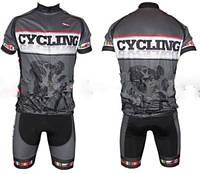 Велокостюм (велоформа ) PANTHER лето