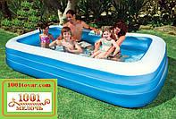 Бассейн Intex 305х183х56 см (58484) семейный