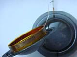 Мембрана (полупрозрачный шелк) для драйверов (пищалок)  диаметром 25.5мм, фото 3