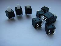 Кнопка PS-22E85L-02 6pin с фиксацией для пультов Yamaha, Soundcraft, Behringer