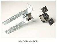 Звукоизоляционное крепление Vibrofix SPU звукоизоляция потолка