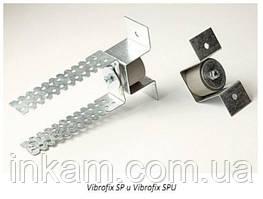 Звукоизоляционное крепление Vibrofix SP звукоизоляция потолка