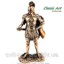 Статуэтка воина военного начальника римской империи TS990