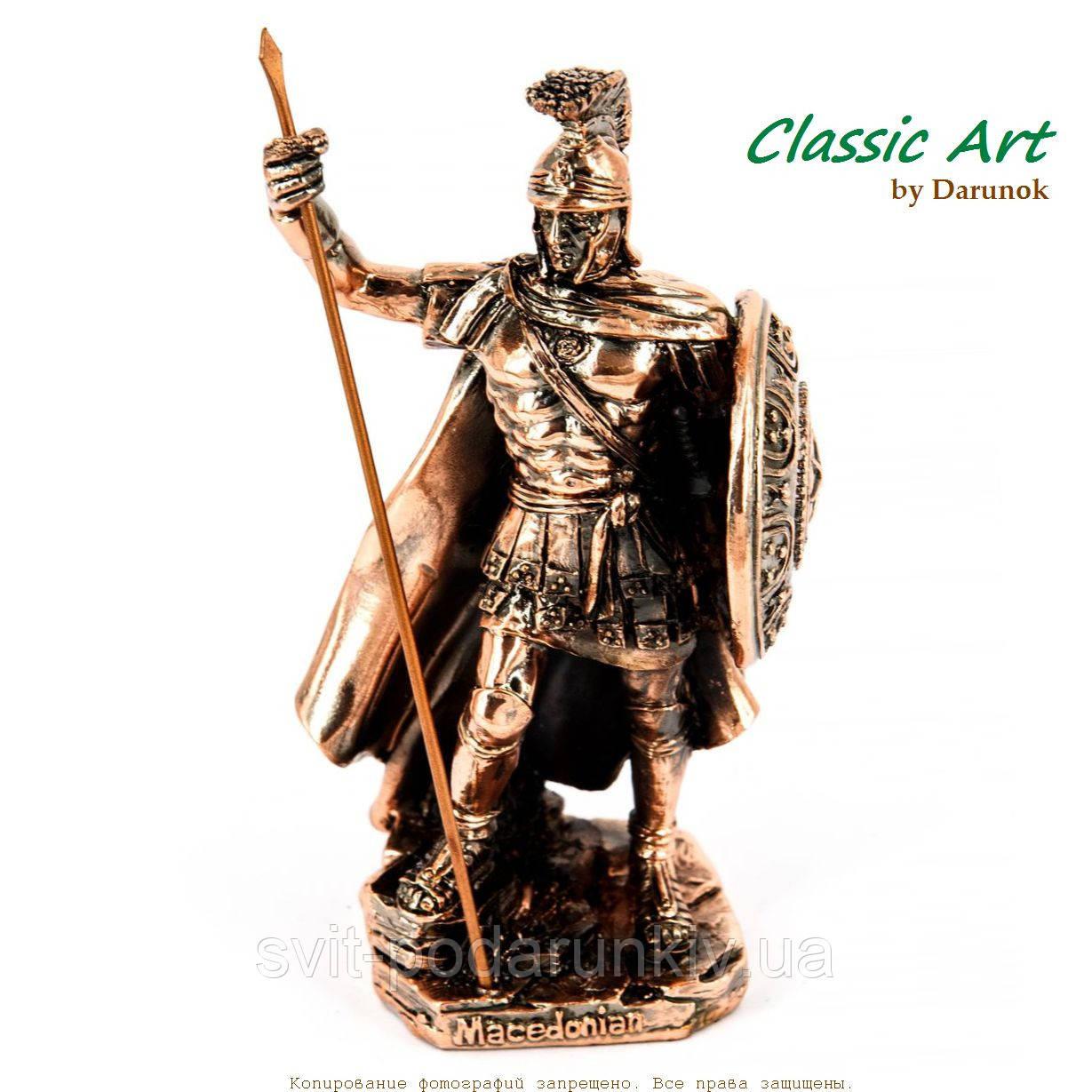 Статуэтка македонского воина гоплита TS1579