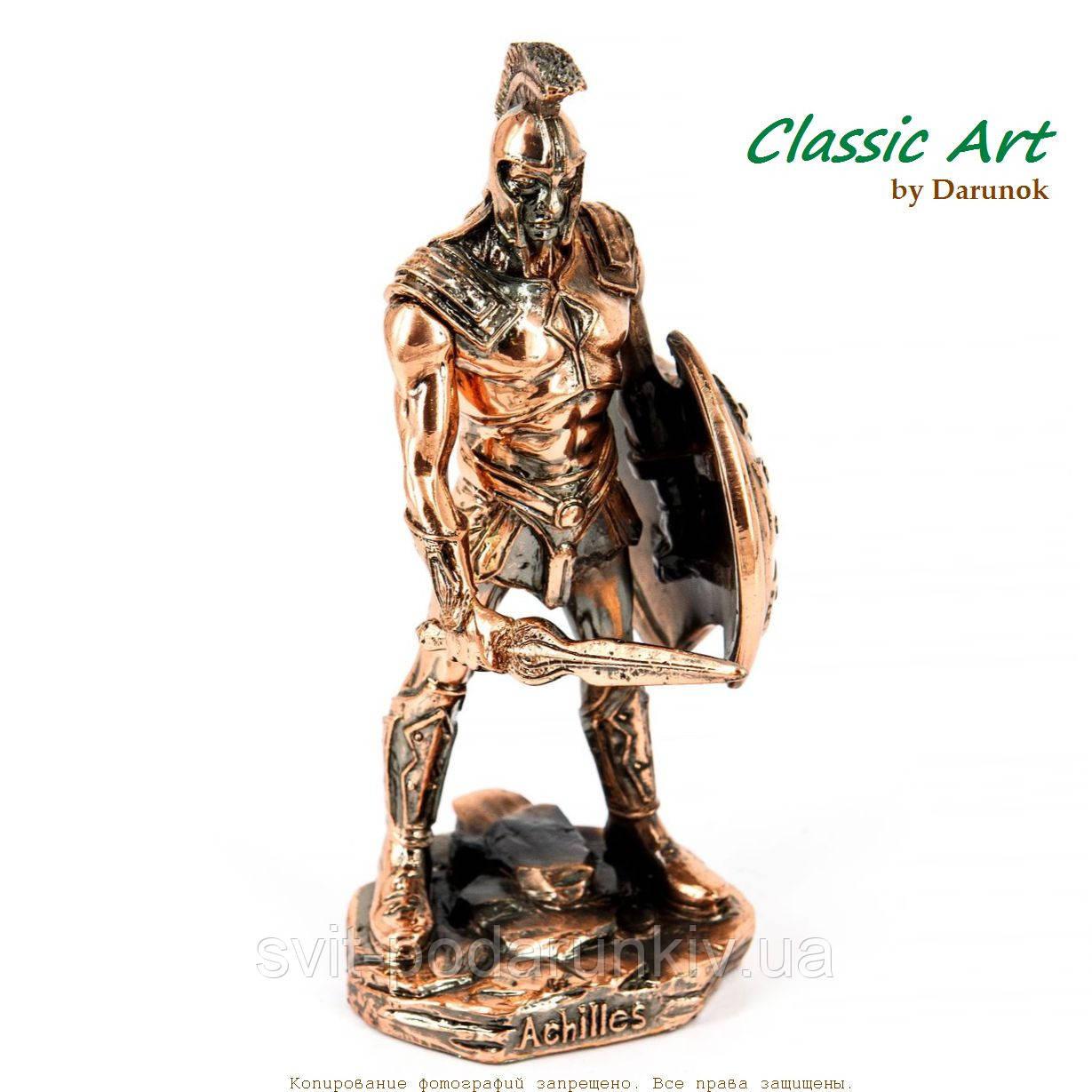 Статуэтка легендарного воина древней Греции Ахиллеса TS1577