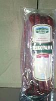 Колбаски Пиколини сырокопченые 0,250-0,300гр упаковка