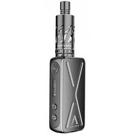 Бокс мод Rofvape A Box Mini 50W TC Atomizer Kit EC-036 Black