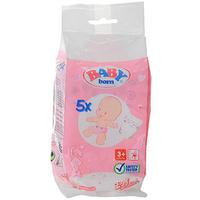 Памперсы для куклы Baby Born Zapf Creation (в наборе 5 шт) 815816, фото 1